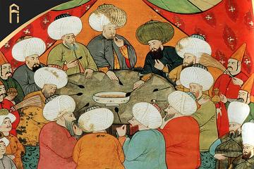 مائدة عثمانية