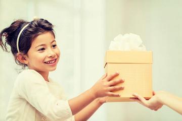 العطاء سعادة
