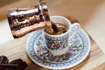 نقش برائحة القهوة