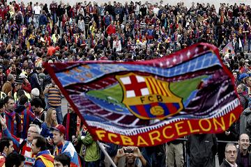 نادي برشلونة ...نصر لا يبالي !!