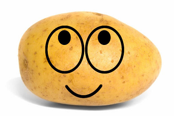 البطاطا طعام وأكثر