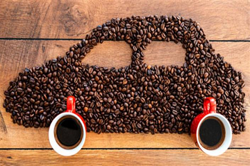 وقود القهوة!!
