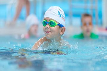 السباحة الصحيحة