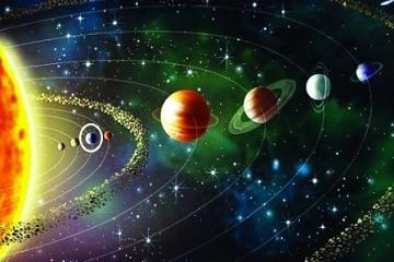 توأمٌ في الفضاء!