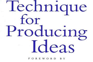 تقنية توليد الأفكار