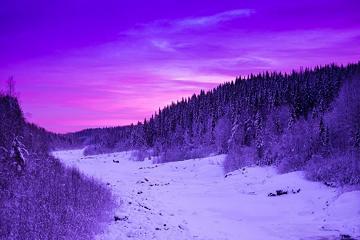 تثلج ألواناً!!