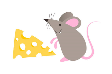 البخيل والفأر
