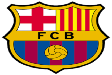 مع برشلونة