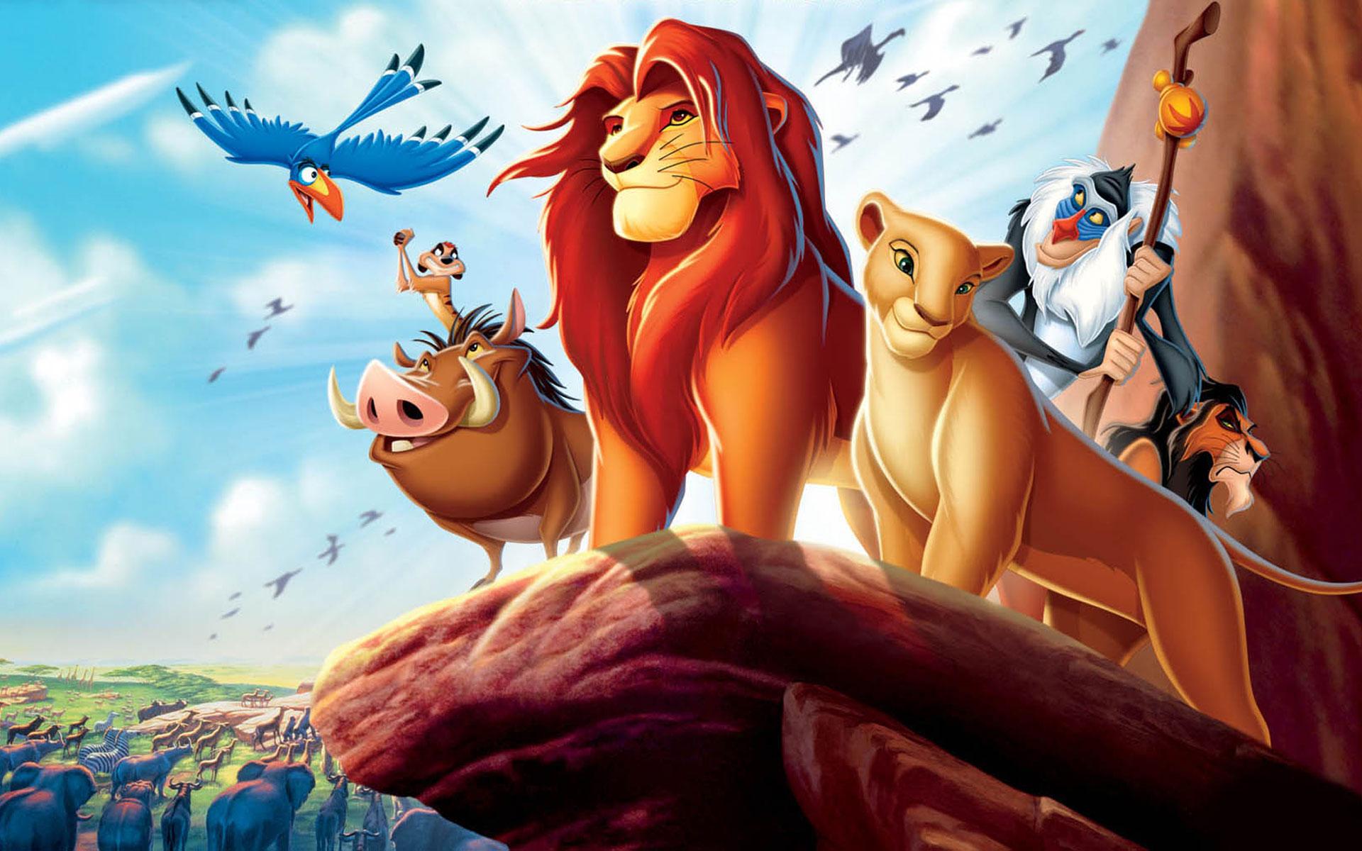 lion king بجزء جديد