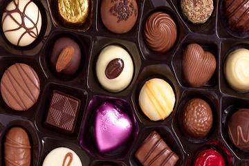 شوكولاتة من الحرب