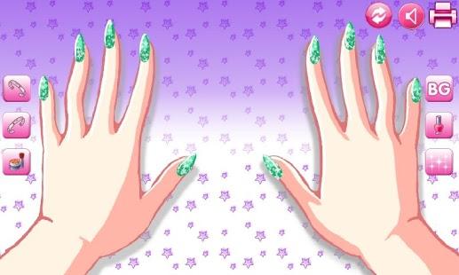 Top Diva Nails