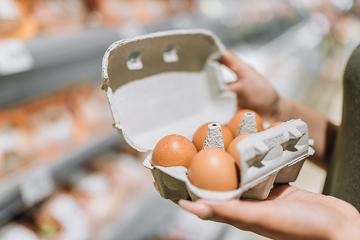 لا تكسر البيض