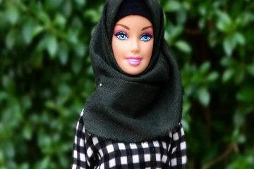 حجاب لباربي