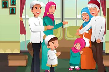 آداب زيارة العيد