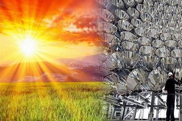 شمس جديدة بمليار يورو!!