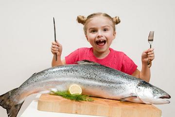السمك لا الدواء