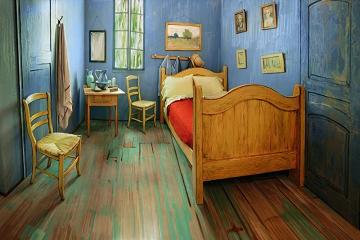 لوحة أم غرفة نوم؟