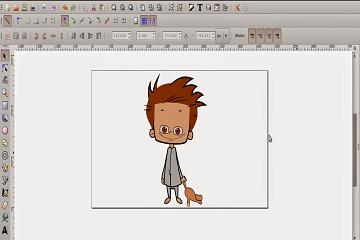 صناعة فيلم الكرتون