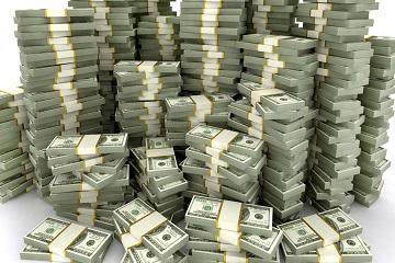 بأربعة ملايين دولار