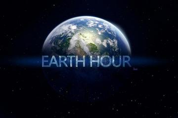 ساعة للأرض!