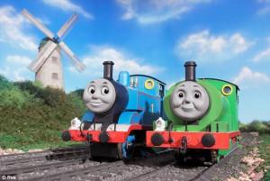 توماس والأصدقاء