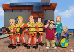 سامي رجل الإطفاء
